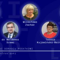 Jubileusz 25-lecia zawodu doradcy podatkowego_ wyróżnieni doradcy podatkowi Oddział Dolnośląski